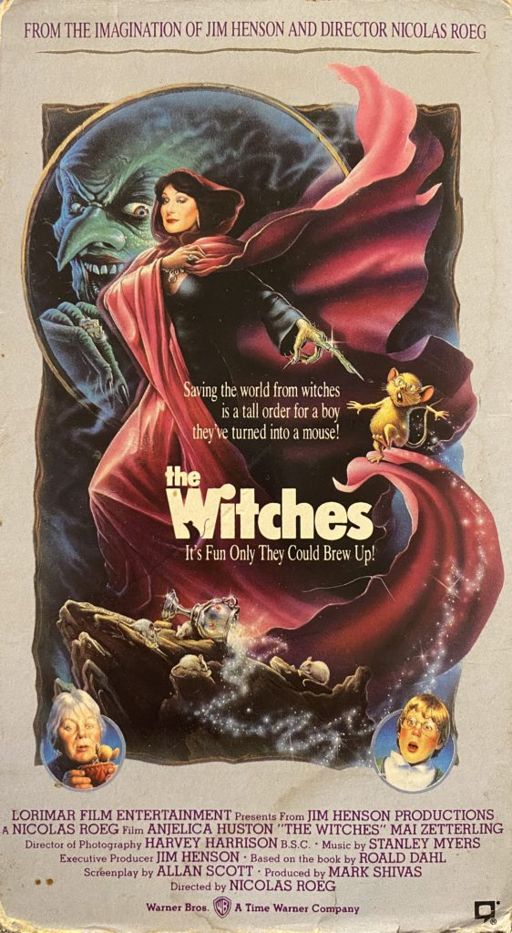 The Witches video cover