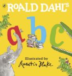 Roald Dahl's ABC cover illustration