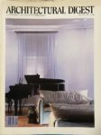 Architectural Digest, February 1981 cover