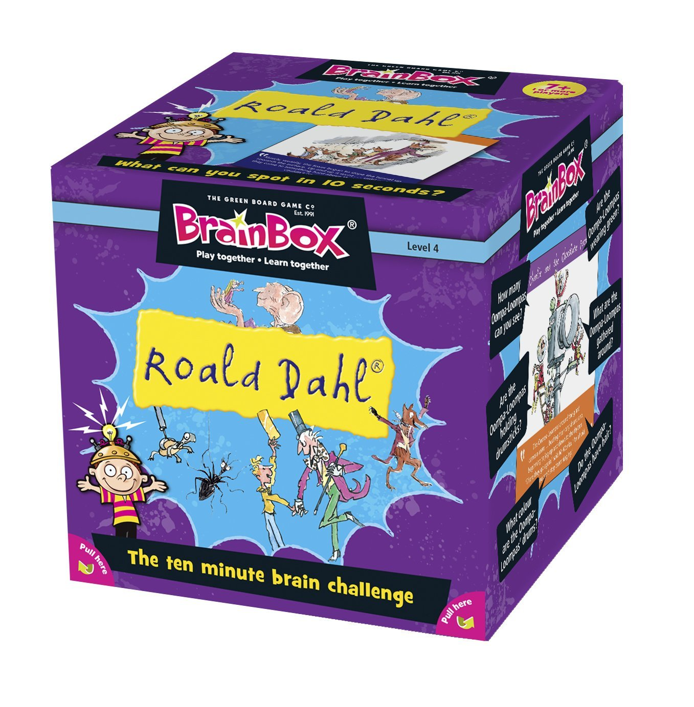 Roald Dahl's BrainBox