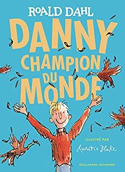Danny, champion du monde cover