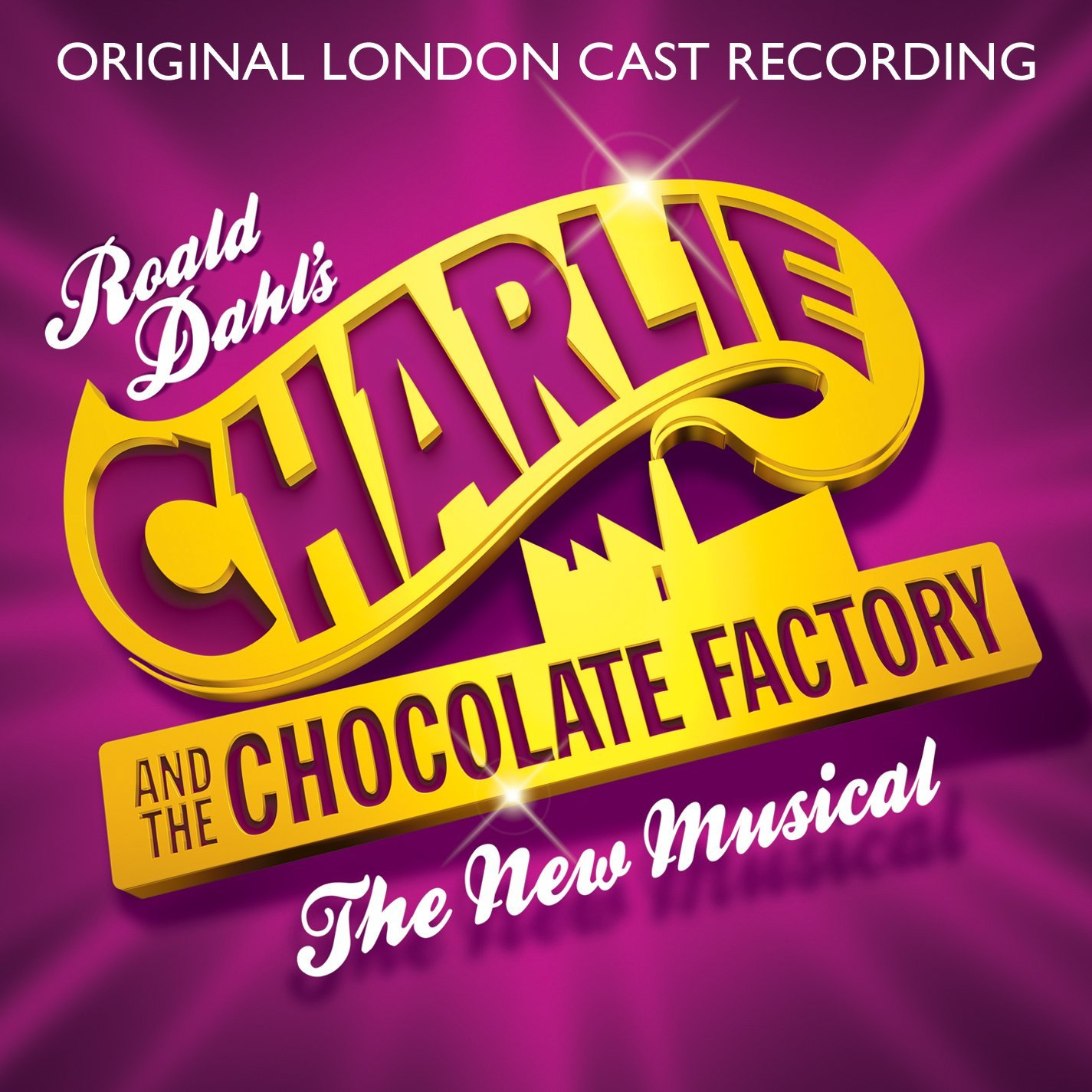 charlie and the chocolate factory roald dahl fans original london cast 2013