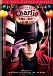Charlie and the Chocolate Factory DVD cover