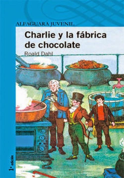 Charlie Y La F 225 Brica De Chocolate Cover Roald Dahl Fans