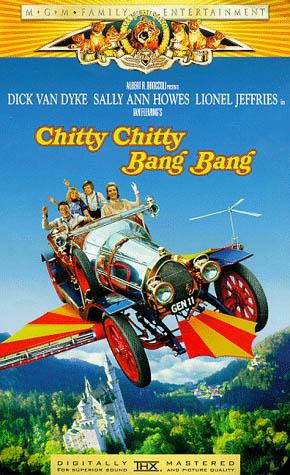 Chitty Chitty Bang Bang Tour Merchandise
