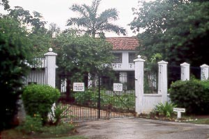 Dahl's House in Dar es Salaam