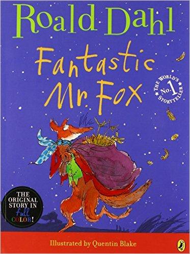 Fantastic Mr. Fox cover