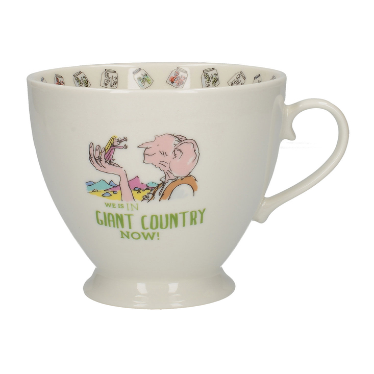 The BFG Footed Mug