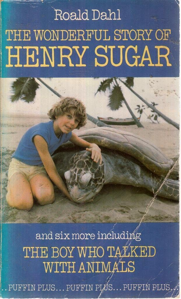 The Wonderful Story of Henry Sugar and Six More cover