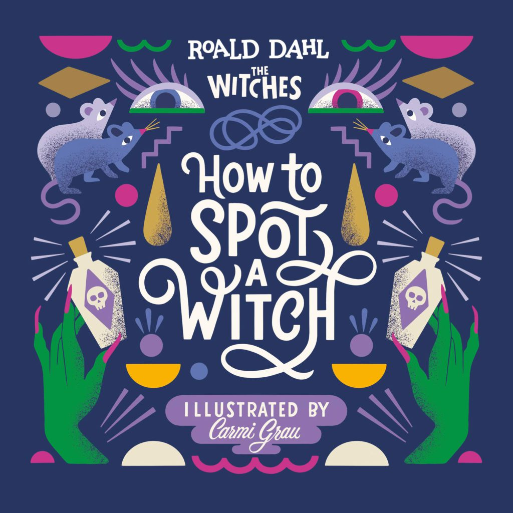 How to Spot a Witch cover