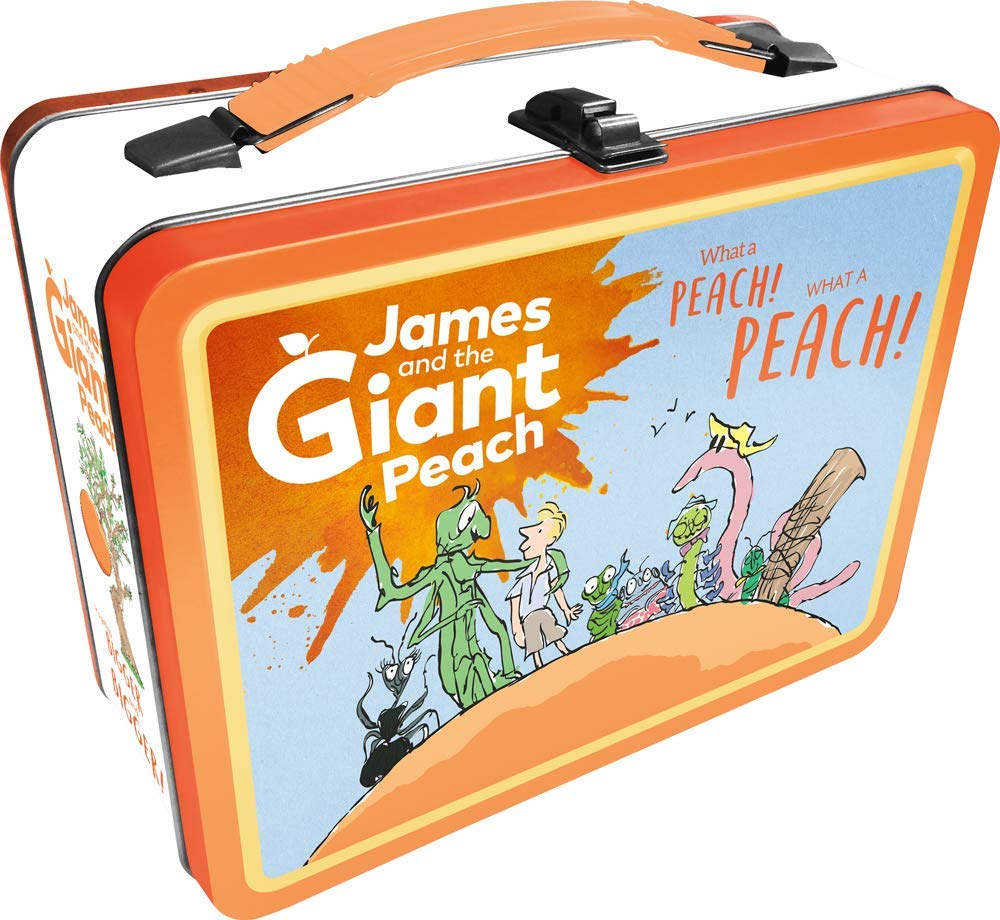 James Lunch Box