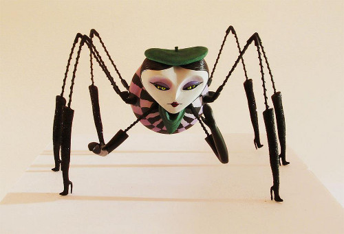 Miss Spider - Finished