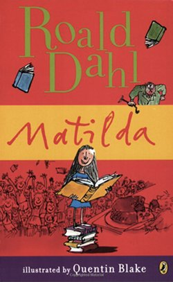 Image result for matilda front cover