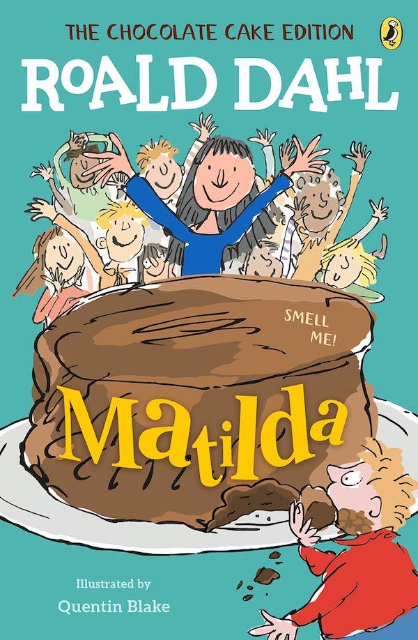 Matilda (Chocolate Cake Edition) cover