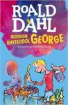Moddion Rhyfeddol George cover