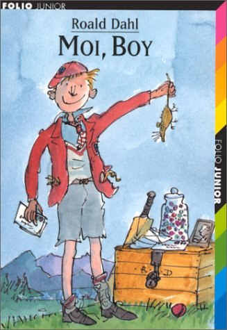 boy by roald dahl In june 2000 i received an email from andrew ferguson, a final year teaching student in drama and english at the university of nsw, sydney, australia.