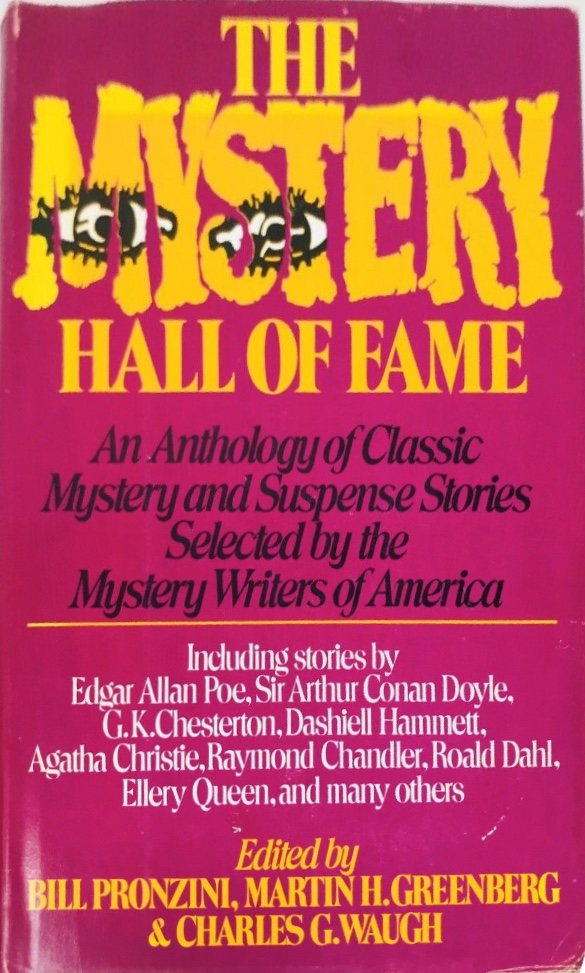 The Mystery Hall of Fame cover