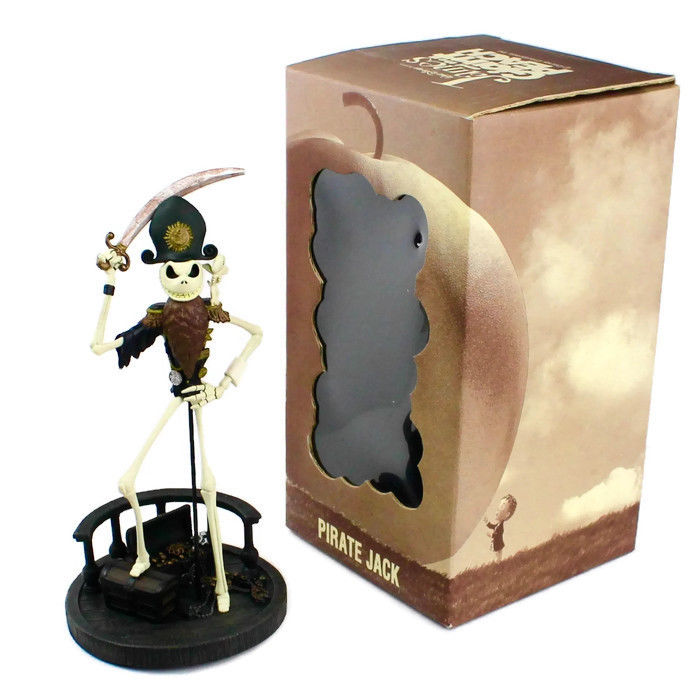 Pirate Jack Figurine