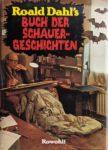 Roald Dahl's Buch der Schauergeschichten cover