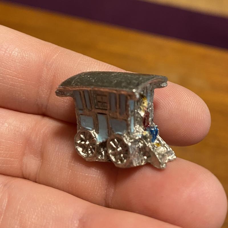 Charm - Gypsy Caravan