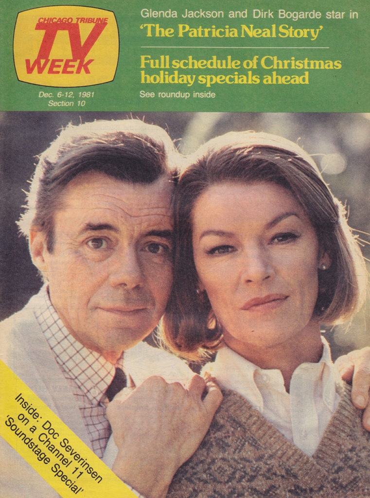 Chicago Tribute TV Weekly - Dec 6, 1981