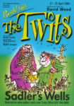 The Twits promotional flyer cover