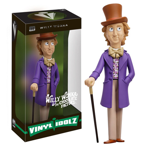 Willy Wonka figurine