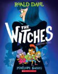 The Witches: The Graphic Novel cover