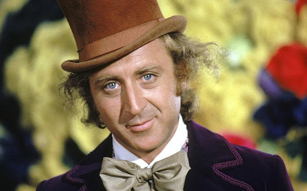 Gene Wilder as Wonka