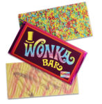 Chocolate Works Unicorn Wonka Bar